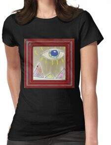 Nick Womens Fitted T-Shirt