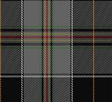 02083 West Lothian Woolen Mill Tartan Fabric Print Iphone Case by Detnecs2013