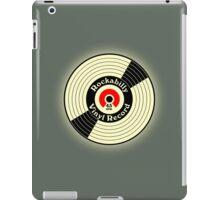 Vintage Rockabilly Vinyl Record iPad Case/Skin