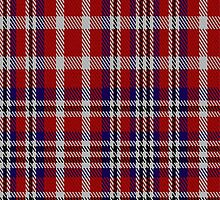 02087 Westgaard of Kileughterco Tartan Fabric Print Iphone Case by Detnecs2013