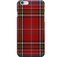 02091 Westwood Red Anderson Tartan Fabric Print Iphone Case iPhone Case/Skin