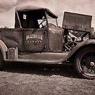 old pickup by Darren Clarke