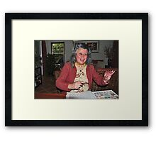 PERSON 6 Framed Print