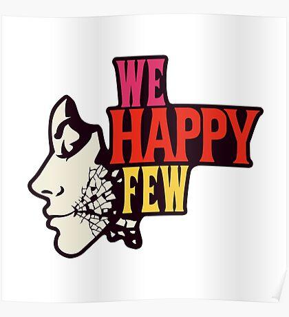 We Happy Few Poster