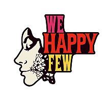 We Happy Few Photographic Print