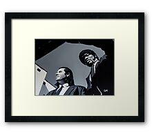 Jules and Vincent Framed Print