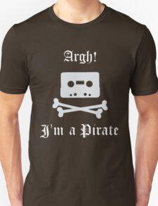 Argh! I'm a Pirate T-Shirt