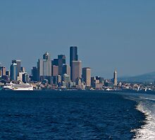 Nautical Seattle by Derek Lowe