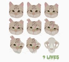 9 lives by Tara Cosgrave-Perry