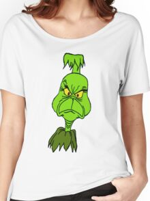 The Grinch Women's Relaxed Fit T-Shirt