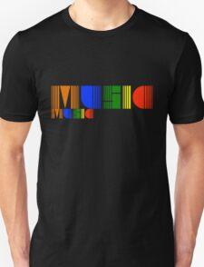 Music Rainbow T-Shirt