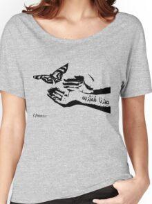 Transformed (Arabic) Women's Relaxed Fit T-Shirt