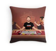Tabletop Last Supper Throw Pillow