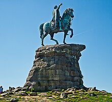 The Copper Horse by Paul Amyes