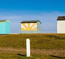 Huts by JEZ22