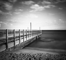 Mentone Beach 2 by Christine  Wilson Photography