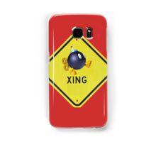 Bomb Crossing Samsung Galaxy Case/Skin