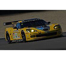 Corvette GT III Photographic Print