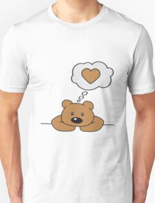 Lonely Bear T-Shirt