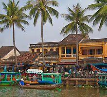 Vietnam. Hoi An. Riverfront. by vadim19