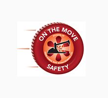 On the Move Safety Unisex T-Shirt