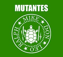 Mutantes! Ipad by loku