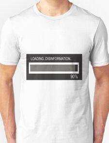 RAM Design: Loading Disinformation #58 T-Shirt