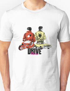 Drive x Akira T-Shirt