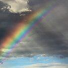 Rainbow and Rain by Cassie Robinson