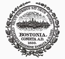 Boston Classic Seal Kids Clothes