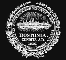 Boston by 5thcolumn