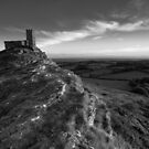 Brentor Church by asc-photography