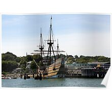 Mayflower II Poster