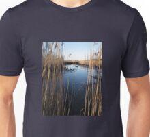 Wetlands At Low Tide Unisex T-Shirt