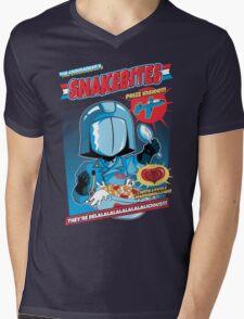 Snakebites Mens V-Neck T-Shirt