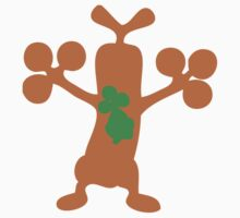 PKMN Evo Family - #185 Sudowoodo by dangerliam