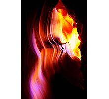Light Curves Antelope Canyon Photographic Print