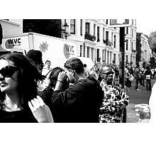 London - like a bau5 Photographic Print