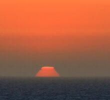 Ziggurat Sun by Alex Fricke