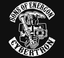 Sons of Energon Kids Tee