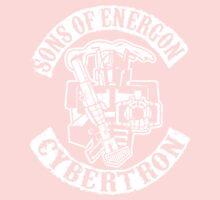 Sons of Energon Kids Tee