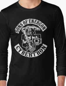 Sons of Energon Long Sleeve T-Shirt