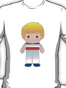 Poppy Austria Boy T-Shirt