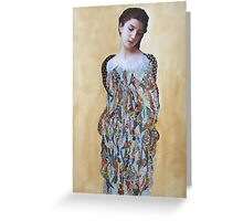 Melusine III Greeting Card
