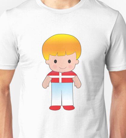 Poppy Denmark Boy Unisex T-Shirt