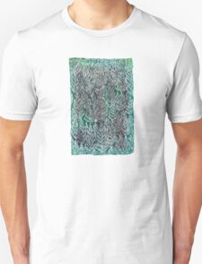 Snow Pines (Dark Green) T-Shirt