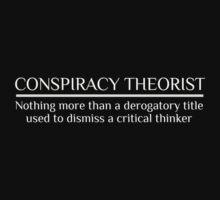 Conspiracy Theorist by Neberkenezer