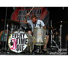 Alan Day of Four Year Strong Photographic Print