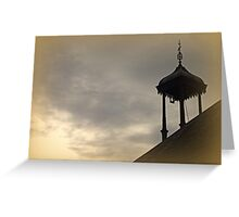 The Bell Tower Dalserf Kirk , Scotland Greeting Card