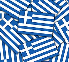 Smartphone Case - Flag of Greece - Multiple by Mark Podger